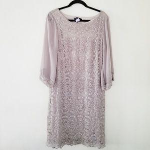 R&M Richards Women's evening dress